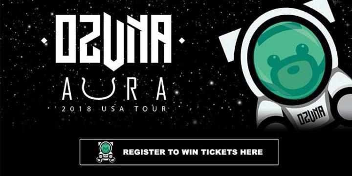 Ozuna Aura USA Tour